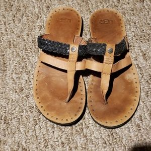 Ugg sandals authentic